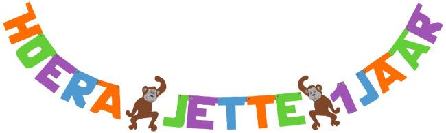 Hoera Jette 1 jaar