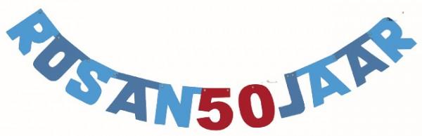 Rosan 50 jaar