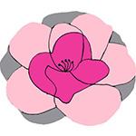 bloem roos rozen rozentuin voorjaar zomer tekstslinger naamslinger feestslinger