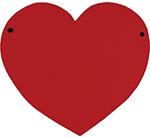 hartje hart naamslinger tekstslinger liefde feestslinger